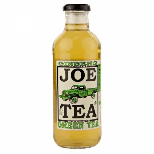 Joe Tea Ginseng Green Tea - 20 fl oz bottle