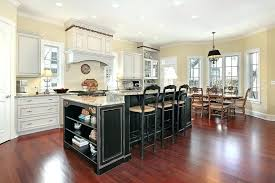 kitchen island with black granite top image for antique white