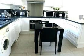 modele cuisine modele cuisine noir et blanc newsindo co