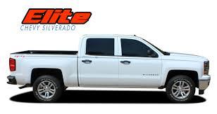 100 Chevy Decals For Trucks ELITE Silverado Door Stripes Silverado Silverado Vinyl