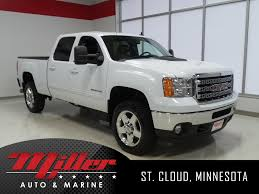 Pre-Owned 2013 GMC Sierra 2500HD SLT 4D Crew Cab In St. Cloud ... Gmc Pressroom United States Sierra 2500hd Denali Preowned 2013 Slt Crew Cab Pickup In Roseburg Used 1500 4d Orlando Zt287072 Crew Cab At John Bear New Hamburg 31998 Sle4wd Nampa 480424a Kendall Sle Extended Expert Auto Group 2wd Reg 1330 Work Truck White 4x4 53l V8 Engine Overview Cargurus Z71 4wd Tonneau Alloy
