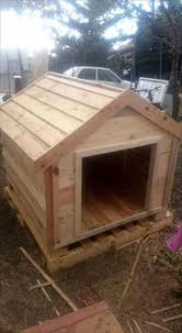 best 25 pallet dog house ideas on pinterest pallet playhouse