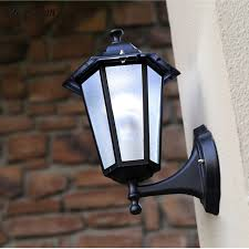 Rustic Style Waterproof Outdoor Wall Lamp Retro Villa Creative Sconces Lights Balcony