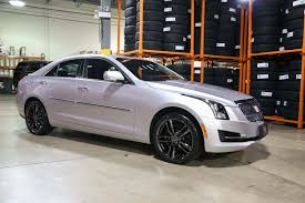 2015 Cadillac ATS Custom from Vogue Tyre