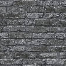 grau tapeten in steinoptik und weitere malern tapezieren
