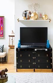 Black Dresser Pink Drawers by Ikea Rast Dresser Hack Glitter U0026 Goat Cheese