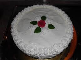 zitronen buttermilch torte