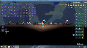Pumpkin Moon Terraria Farm by I Managed To Get To Wave 15 Of A Pumpkin Moon At Midnight
