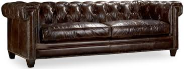Bradington Young Leather Sofa Ebay by Transitional Chesterfield Sofa With Track Arms And Nailheads By