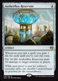 artifact deck mtg 2017 deck of the day mono blue