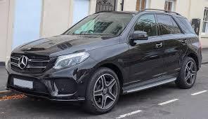 Mercedes-Benz M-Class - Wikipedia