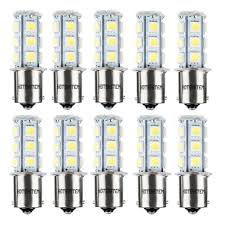 hotsystem 12v 1156 7506 1003 1141 led smd 18 led bulbs