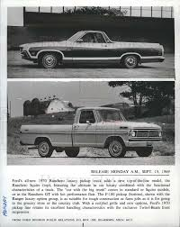 1969 Press Photo Ranchero Squire, Ford Motor Co., Truck | Historic ... Garage Snooping Pushing Dragsters Back In 1959 Cruisin News 1965 Falcon Ranchero Pickup Truck Youtube 500 Amazoncom Here Is What Tomorrow Holds Ford Tiltcab Truck Rebuilt 1964 Custom For Sale Junk Mail 1968 Ford Ranchero Pinterest Shop Spec 1962 Bring A Trailer Chevys Response To The The El Camino 1958 Pickup Conv Flickr Gt Car On Display Editorial Stock Photo