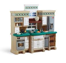 Step2 Heart Of The Home by Step2 Lifestyle Deluxe Kitchen Set U0026 Reviews Wayfair
