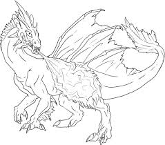 Dragon Coloring Pages Realistic City Colouring For Adults Pdf Free Full Size