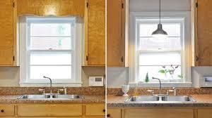 pendant light kitchen sink kitchen the gather