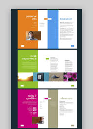 20 Cool & Colorful Resume Templates (To Stand Out Creatively) 50 Best Resume Templates For 2018 Design Graphic Junction Free Creative In Word Format With Microsoft 2007 Unique 15 Downloadable To Use Now Builder 36 Download Craftcv 25 Cv Psd Free Template On Behance Awesome Cool Examples Fun Resume Mplates Free Sarozrabionetassociatscom Inspirational For Mac Of Infographic Venngage