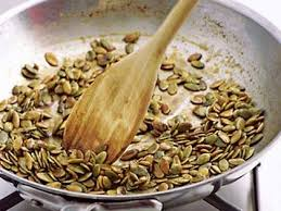 Are Pumpkin Seeds Called Pepitas by Candied Pepitas Recipe Myrecipes