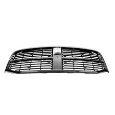 100 Truck Grills US 33466 5 OFFXYIVYG Front End Grille Grill Chrome Black NEW For Dodge Ram Pickup In Racing From Automobiles Motorcycles On