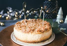 low carb spekulatius streusel cheesecake