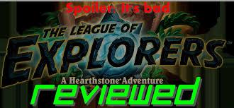Hearthstone Hunter Beast Deck Loe by Hearthstone League Of Explorers U0027temple Of Osiris U0027 Review Nerd