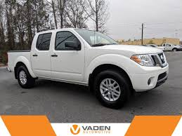 100 Used Nissan Frontier Trucks For Sale Cheap 2018 SV V6 Crew Cab 4x4 SV V6 Auto