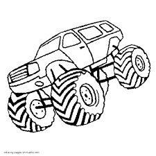100 Monster Truck Coloring Free Monster Truck Coloring Pages COLORINGPAGESPRINTABLECOM