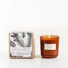 Types Christmas Trees Most Fragrant by Amber Apothecary U2013 Brooklyn Candle Studio