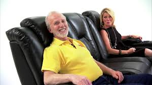 Bobs Furniture Leather Sofa Recliner by Chandler Power Reclining Sofa Bob U0027s Discount Furniture Youtube