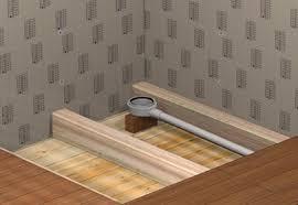 mehr bodengleiche duschtassen für holzböden bzw holzdecken