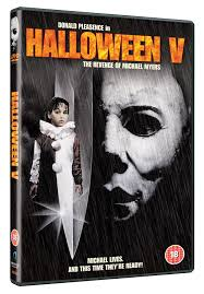 Halloween 5 Cast Michael Myers by Danielle Harris Kevinfoyle