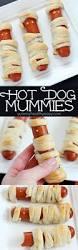 Ideas For Halloween Finger Foods by Dog Mummies Yummy Healthy Easy