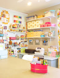 Craft Room Tables And Storage Listitdallas