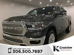 New 2019 Ram 1500 Big Horn Crew Cab | Heated Seats And Steering ...