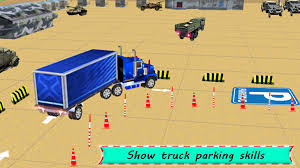 100 Truck Parking Games Simulator Free 10 APK Download Android