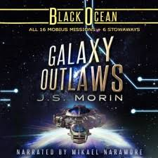Galaxy Outlaws Complete Black Ocean Mobius Missions