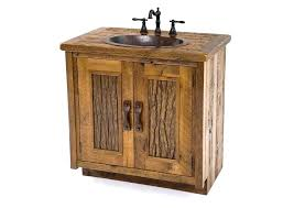 Rustic Bath Vanity Cabinet Awesome Bathroom Vanities Sink And Lighting Ideas That Will Add