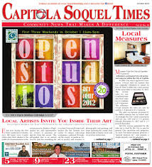 Live Oak Pumpkin Patch Santa Cruz by Capitola Soquel Times October 2012 By Times Publishing Group Issuu