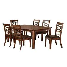 Cherry Dining Room Sets 7 Piece Warm Set Thomasville Chairs