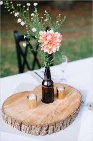 Simple Rustic Wedding Centerpiece Ideas