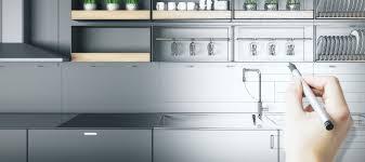 der küchenplanung bis zur küchenmontage