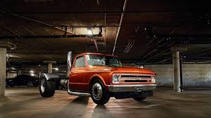 Chevy C-10 Pickup '67 Eks
