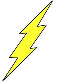 Flash Lightning Bolt Clipart