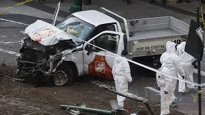 100 Home Depot Truck Rental 8 Dead In New York Rampage Truck Attack On Bike Path In Lower
