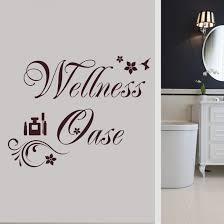 wandtattoo wellness oase 1