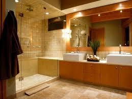 Industrial Bathroom Cabinet Mirror by Spa Bathroom Lighting Ideas Bathroom Lighting Bathroom Design