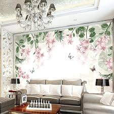 Wall Mural Decals Flowers by Wall Ideas Icebergs Sea World Large Photo Wallpaper Mural Living