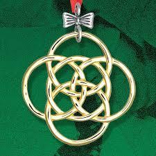 Five Golden Rings Ornament