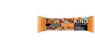 Kashi Pumpkin Spice Flax Discontinued by Kind Nut Bars Kind Snacks