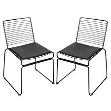 Amazon.com: FCH Simple Nordic Style Wire Dining Chair, Sturdy Steel ... White Wire Diamond Ding Chair Fmi1157white The Home Depot Shop Poly And Bark Padget Eiffel Leg Set Of 2 Bottega Tower Ding Chair By Sohoconcept Luxemoderndesigncom Commercial Gold Leaf Shape Metal Chairgold Color Bellmont Bertoia Of Rose Harry Oster Black Project 62 In 2019 4 Wire Ding Chairs Black With Cushion 831 W Green Cushion Zuo Eurway Holly Reviews Joss Main Hashtag Bourquin Wayfair Simple Hollow For Living Room